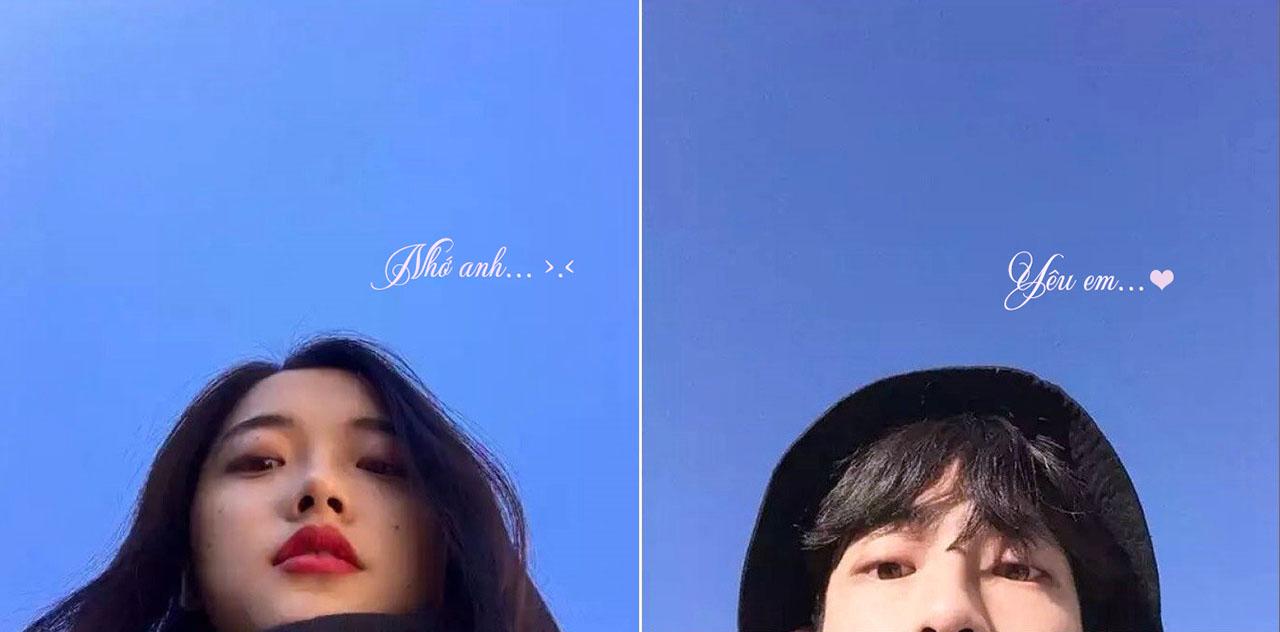 ảnh avatar đôi người thật yêu nhau